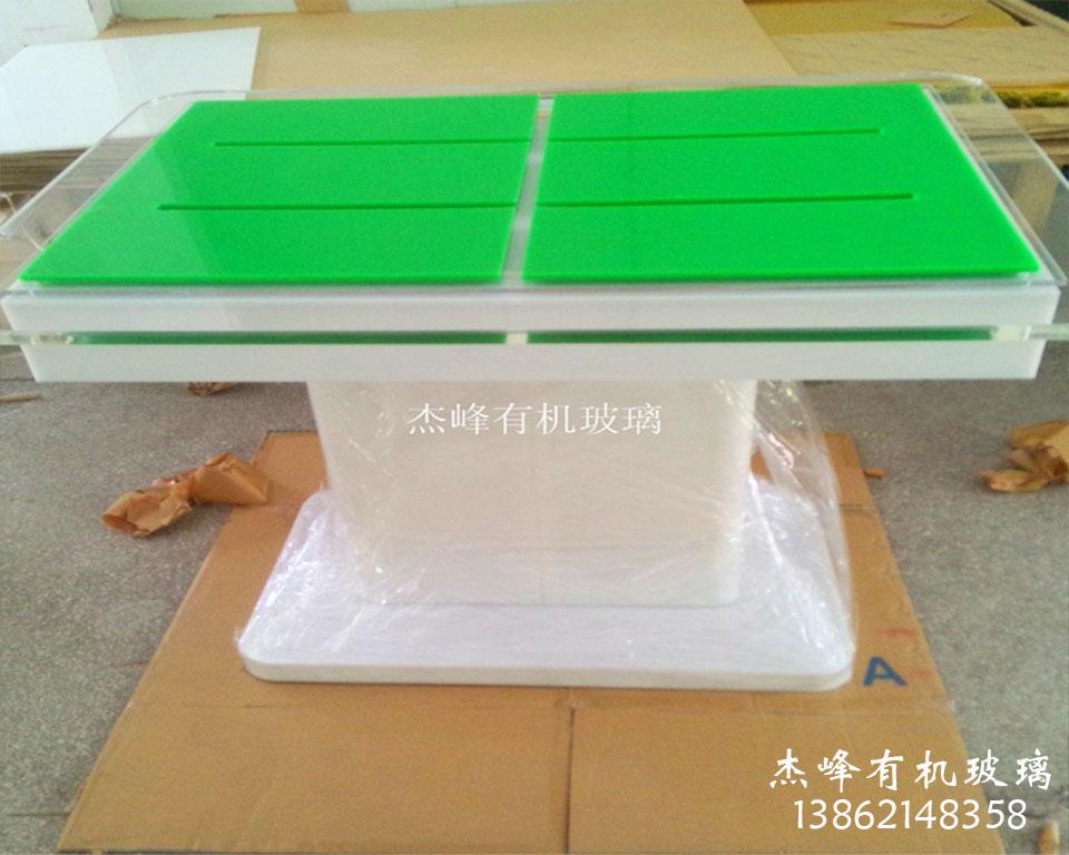 苏州杰峰有机玻璃展示台定制