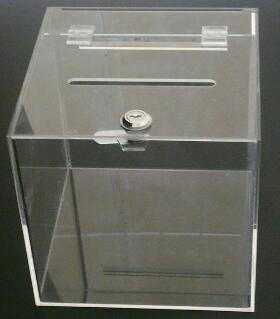 有机玻璃收纳盒定制