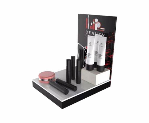 杰峰有机玻璃化妆品放置台